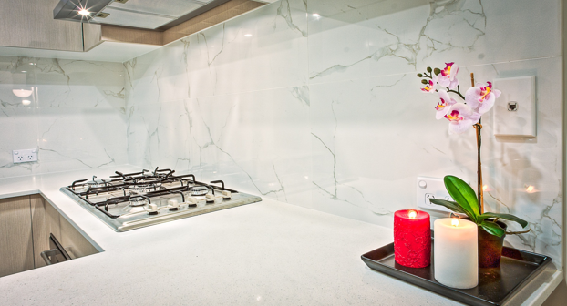 7 Types Of Kitchen Countertops For Your Apartments