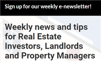 Sign up for Rental Housing Journal's weekly email newsletter