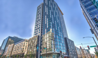 25-Story High-Rise Seattle Apartment Tower Opens