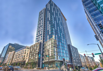 25 Story High Rise Seattle Apartment Tower Opens