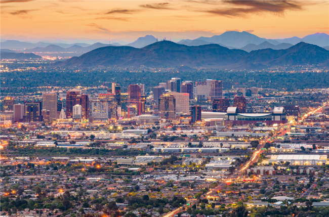 Multifamily Rent Growth is tops in Phoenix in April according to Yardi Matrix report