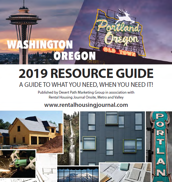 Northwest Resource Guide from Rental Housing Journal
