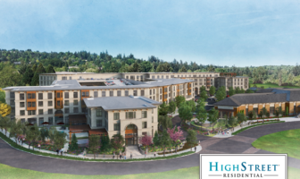 Lake Oswego Mercantile Village Construction Underway