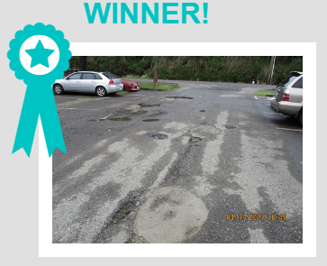 Washington Landlords Win Pothole Contest And Get Apartment Parking Lot Makeover Contest