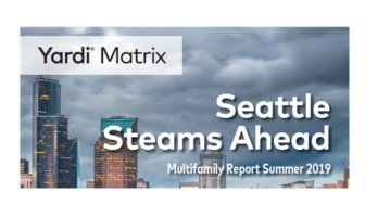Seattle's Multifamily Market Boom Continues
