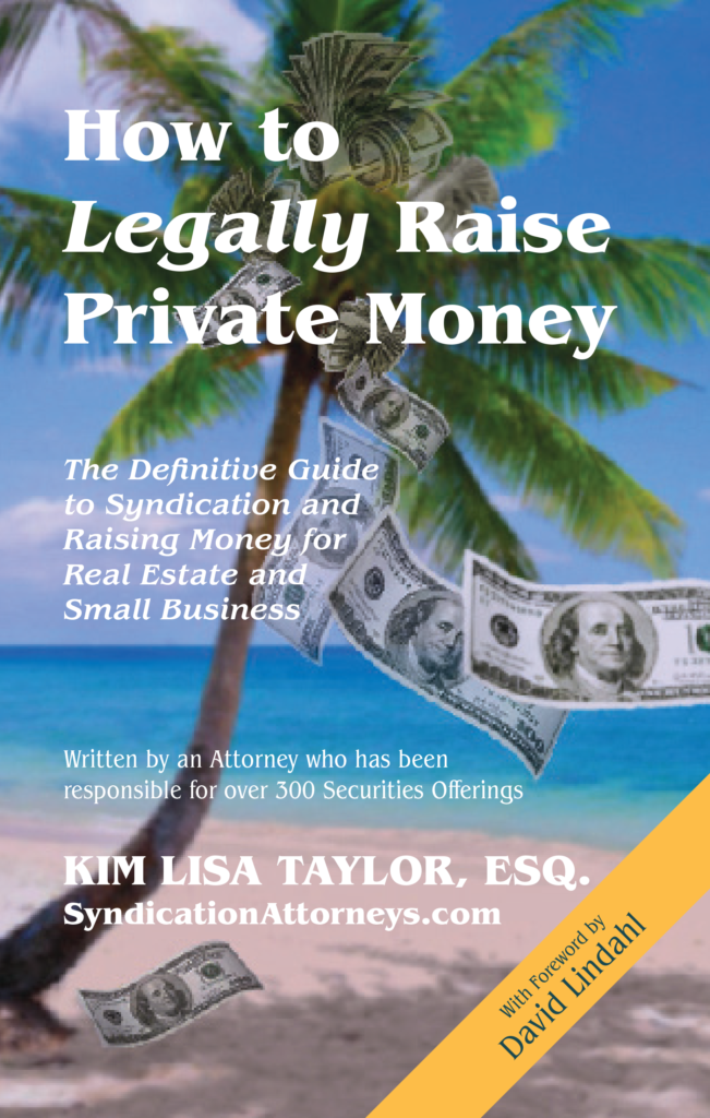 How Multifamily Investors and Others Raise Private Money Legally