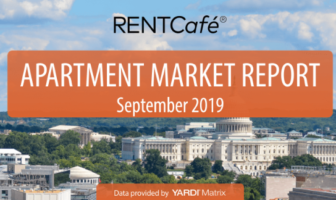 Apartment Rental Rates Declined In Many Markets For First Time Since 2017
