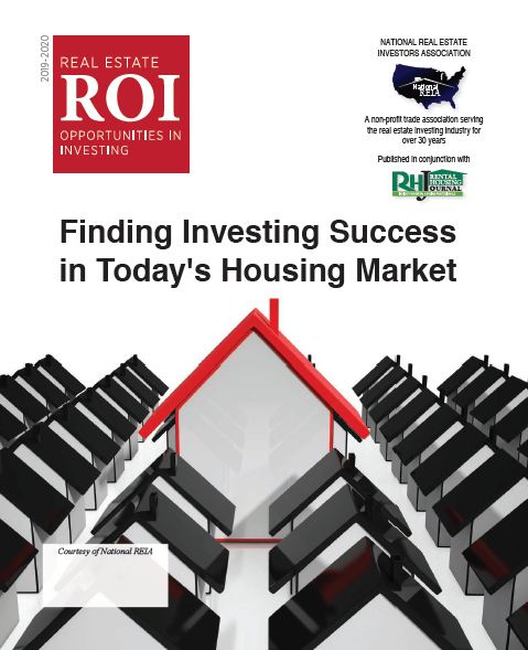 ROI Magazine from the National Real Estate Investors Association 2019