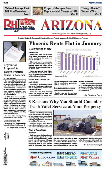 Rental Housing Journal Arizona February 2020