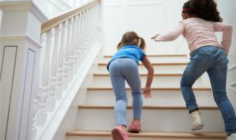 Dear Landlord Hank: Running Children Upstairs Disturbing Downstairs Tenant What Do We Do?