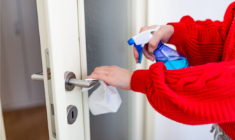 property maintenance cleaning covid 19