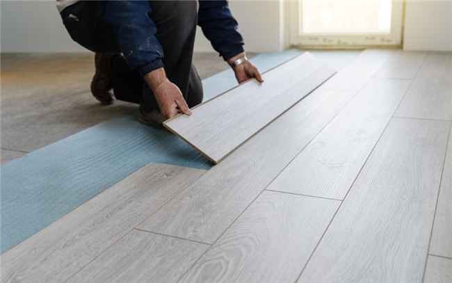 Flooring is one of Top 4 Rental Property Upgrades That Pay Off